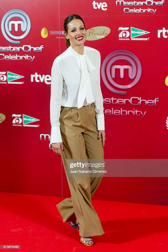 'MasterChef Celebrity' Presentation