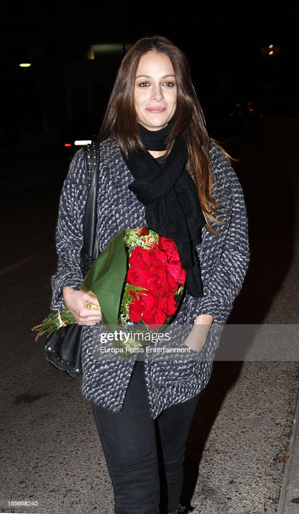 Eva Gonzalez celebrates her 32nd birthday on November 5, 2012 in Madrid, Spain.