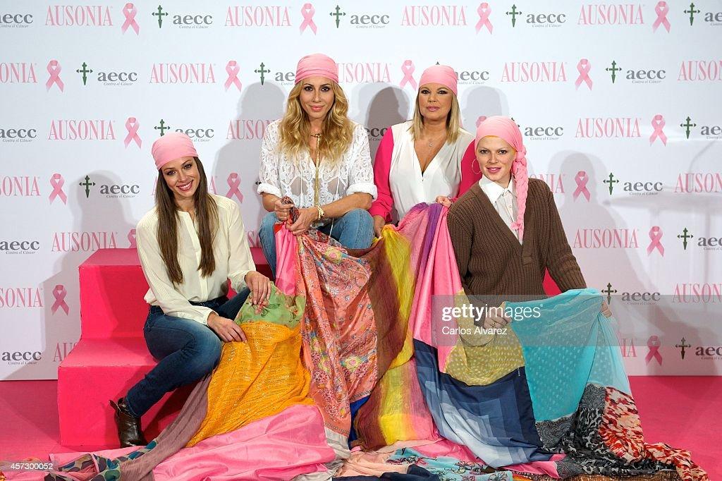 Celebrities Attend 'Bandera de la Esperanza' Presentation