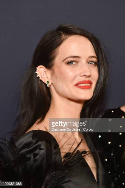 Eva Green arrives at the Cesar Film Awards 2020 Ceremony At Salle Pleyel In Paris on February 28, 2020 in Paris, France.