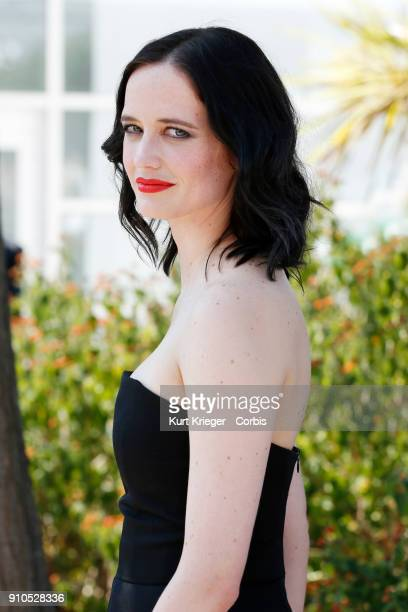 Eva Green attends a photocall for 'D�� Apres Une Histoire Vraie' during the 70th International Cannes Film Festival at the Palais des Festivals on...
