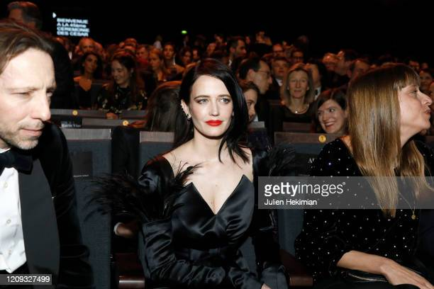 Eva Green attends the Cesar Film Awards 2020 Ceremony At Salle Pleyel In Paris on February 28, 2020 in Paris, France.