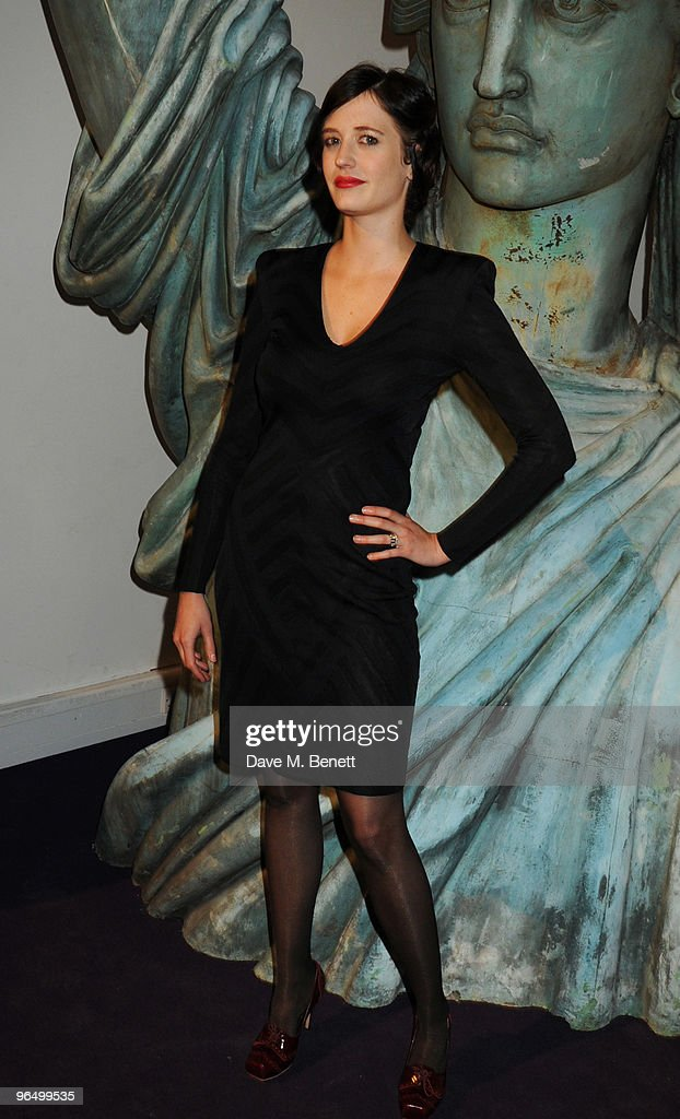 Eva Green attends the London Evening Standard British Film Awards 2010, at The London Film Museum on February 8, 2010 in London, England.
