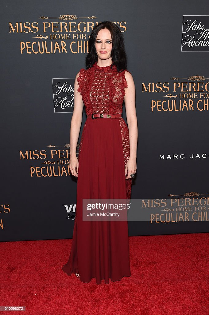 """""""Miss Peregrine's Home For Peculiar Children"""" New York Premiere"""