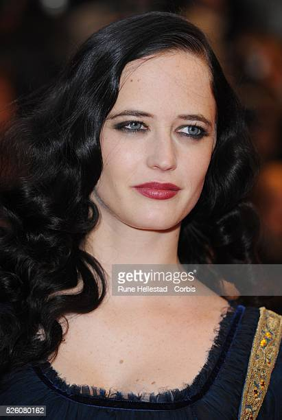 Eva Green attends the premiere of 'Franklyn' at The Times BFI London Film Festival at Odeon West End Leicester Square