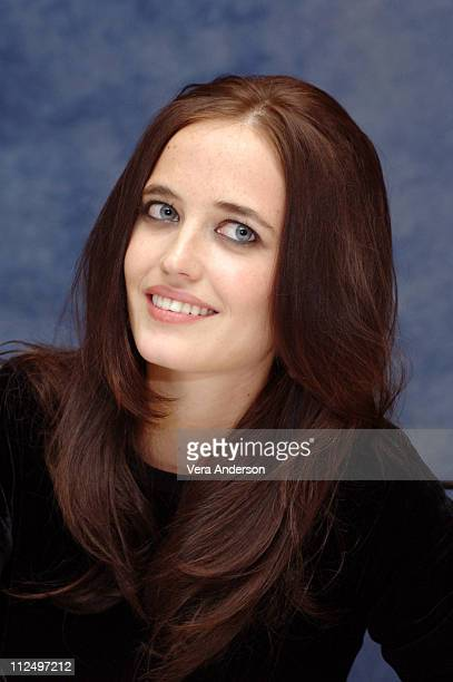 Eva Green during Casino Royale Press Conference with Daniel Craig Martin Campbell Eva Green Mads Mikkelsen and Caterina Murino at The Regency Hotel...