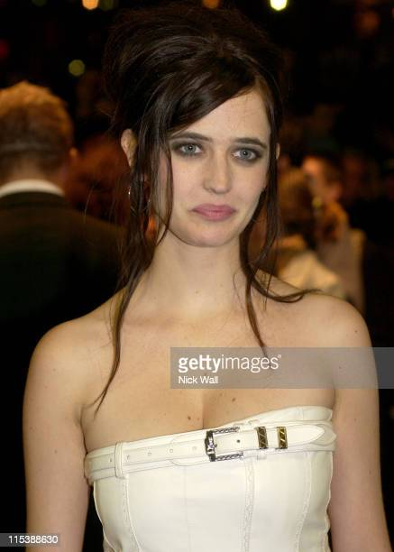 Eva Green during The Times BFI London Film Festival 2003 The Dreamers at Odeon West End in London Great Britain