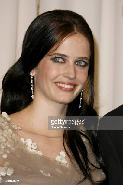 Eva Green presenter during The 79th Annual Academy Awards Press Room at Kodak Theatre in Los Angeles California United States