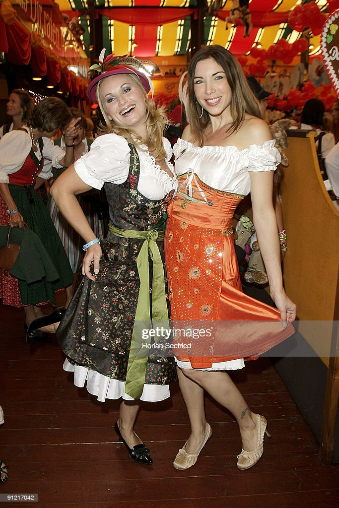 'Sixt Wiesn' Party 2009 : News Photo