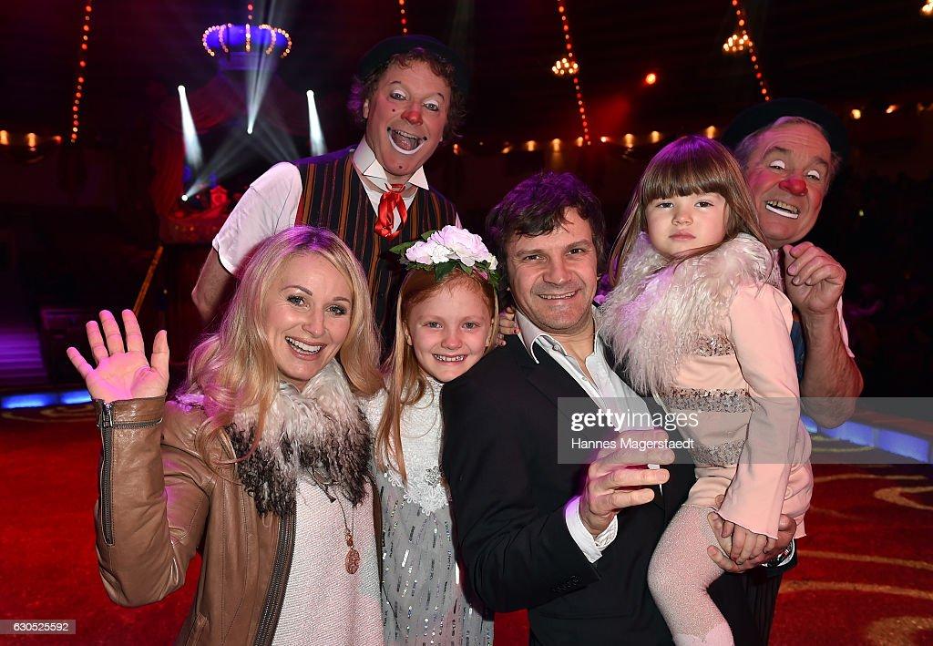 Circus Krone Celebrates Premiere Of 'Tierisch gut'