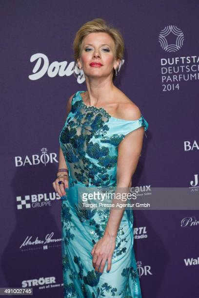 Eva Habermann attends the Duftstars Awards 2014 at arena Berlin on May 15 2014 in Berlin Germany