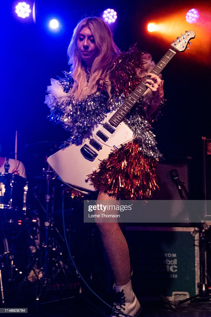 GBR: Charly Bliss Performs At The Garage London