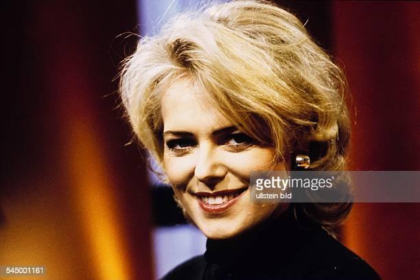 Eva Herman Presenter Germany 1996
