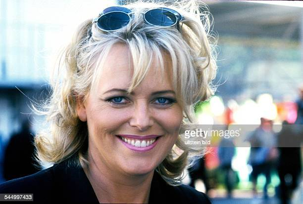 Eva Herman Presenter Germany 1997