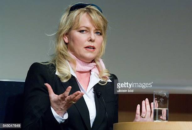 Eva Herman Presenter Germany