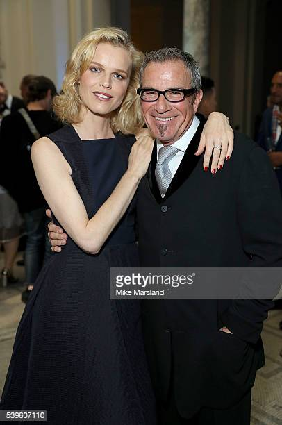 33 Eva Herzigova Tico Torres Photos And Premium High Res Pictures Getty Images