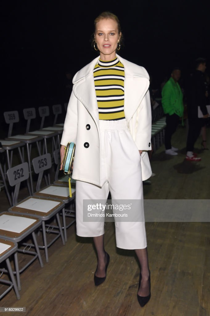 Marc Jacobs Fall 2018 Show - Front Row