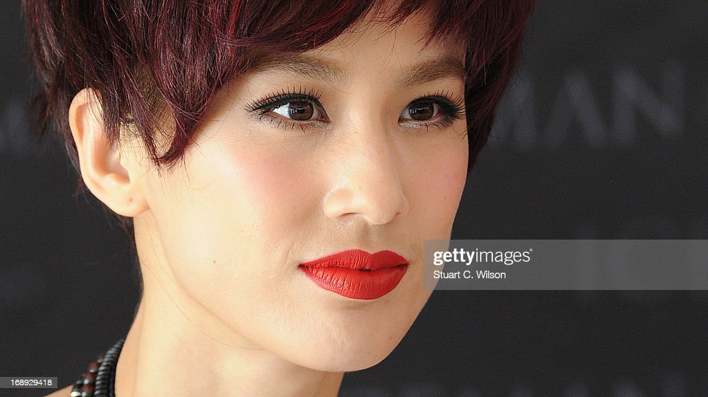 Eva Huang attends the 'Iceman Cometh 3D' Photocall and Press conference at the 66th Annual Cannes Film Festival on May 17, 2013 in Cannes, France.