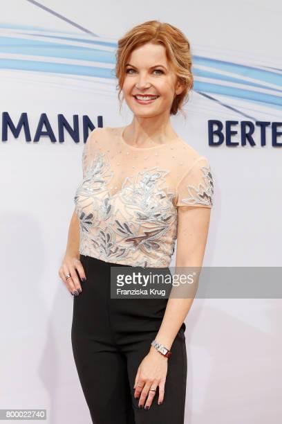 Eva Imhof attends the 'Bertelsmann Summer Party' at Bertelsmann Repraesentanz on June 22, 2017 in Berlin, Germany.