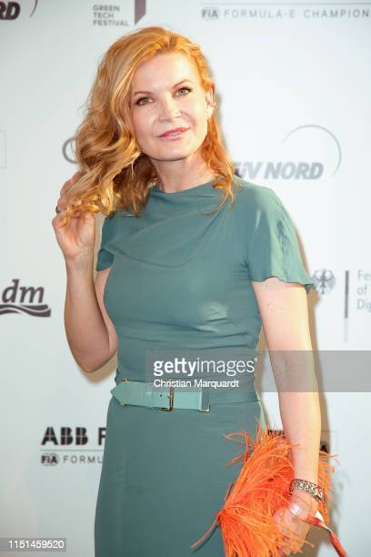 Eva Imhof attends the Green Award as part of the Greentech Festival at Tempelhof Airport on May 24 2019 in Berlin Germany