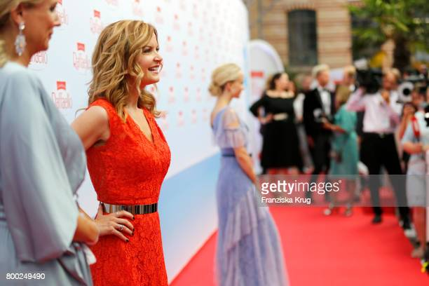 Eva Imhof attends the Raffaello Summer Day 2017 to celebrate the 27th anniversary of Raffaello on June 23 2017 in Berlin Germany