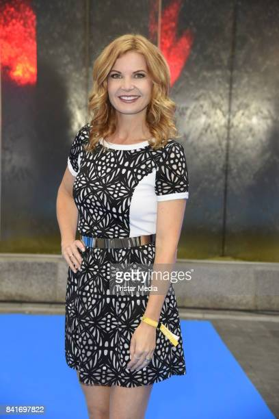 Eva Imhof during the Alcatel Entertainment Night feat Music Meets Media at Sheraton Berlin Grand Hotel Esplanade on September 1 2017 in Berlin Germany