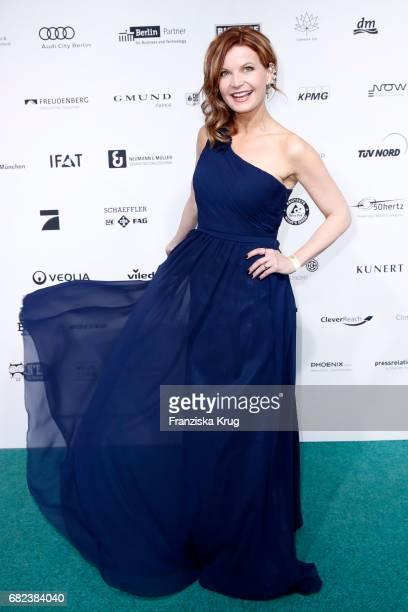 Eva Imhof during the GreenTec Awards at ewerk on May 12, 2017 in Berlin, Germany.