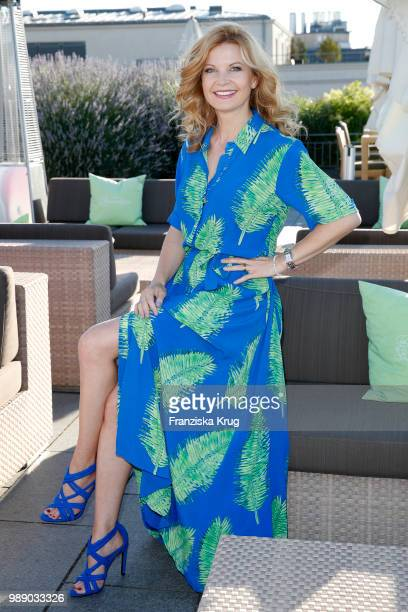 Eva Imhof during the Ladies Dinner In Berlin at Hotel De Rome on July 1 2018 in Berlin Germany