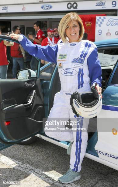 Eva Isanta during the '24 Horas Ford' event at Jarama cicuit on June 30 2017 in Madrid Spain