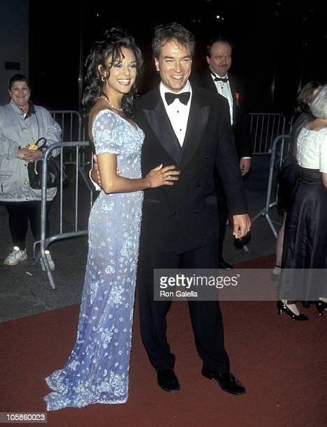 Eva La Rue and husband John Callahan during 24th Annual Daytime Emmy Awards at Radio City Music Hall in New York City New York United States