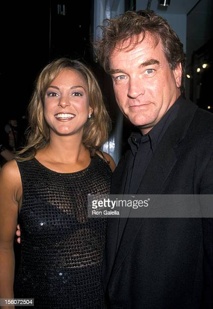 Eva La Rue and husband John Callahan during 'A Pea In The Pod' Flagship Boutique Grand Opening at A Pea In The Pod Flagship Boutique in New York City...