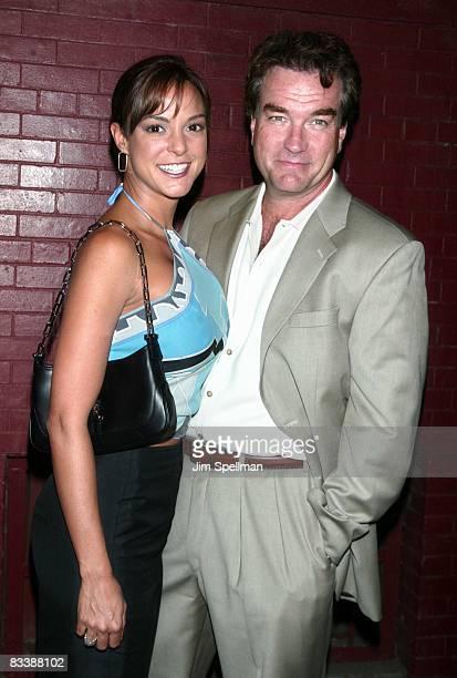 Eva La Rue and husband John Callahan