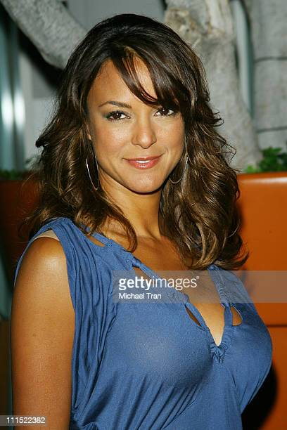 Eva La Rue arrives to the Zara Terez handbag launch party held at SkyBar on August 11 2009 in West Hollywood California