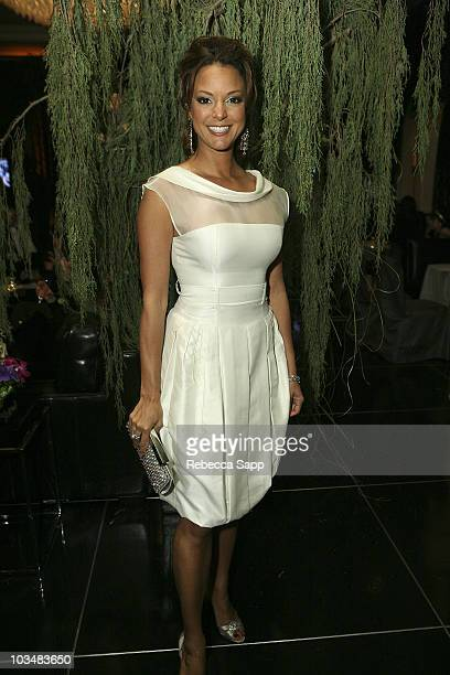 Eva La Rue at MercedesBenz Oscar Viewing Party at the Four Seasons on February 24 2008 in Beverly Hills California