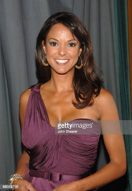 Eva La Rue backstage at the 9th Annual Lupus LA Orange Ball at the Beverly Wilshire Four Seasons Hotel on May 28 2009 in Beverly Hills California