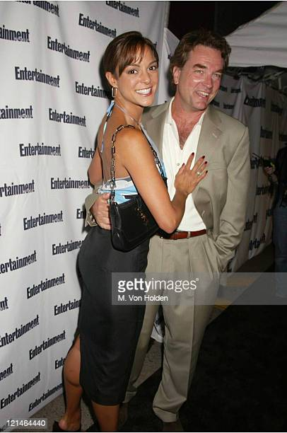 Eva La Rue Callahan and husband John Callahan during Entertainment Weekly's 1st Annual It List Party Celebrates 6th Year of the Issue at Milk Studios...