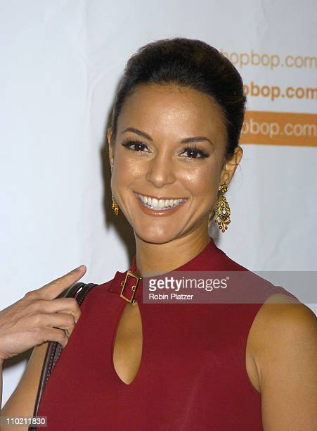 Eva La Rue during 10th Annual Daytime Television Gala Benefiting St Jude Children's Research Hospital at Marriott Marquis Hotel in New York New York...