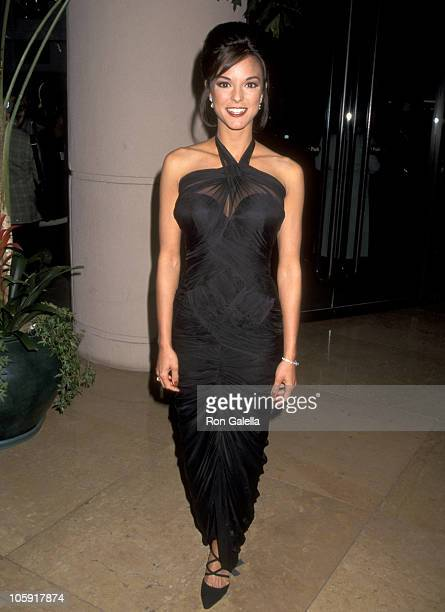 Eva La Rue during 12th Annual Soap Opera Digest Awards at Beverly Hilton Hotel in Beverly Hills California United States