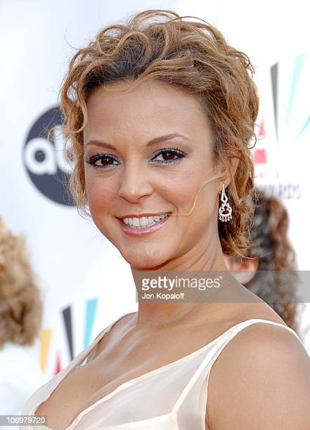 Eva La Rue during 2006 NCLR ALMA Awards Arrivals at Shrine Auditorium in Los Angeles California United States