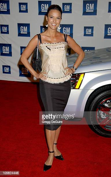 Eva La Rue during 6th Annual GM Ten Arrivals at Paramount Studios in Hollywood CA United States
