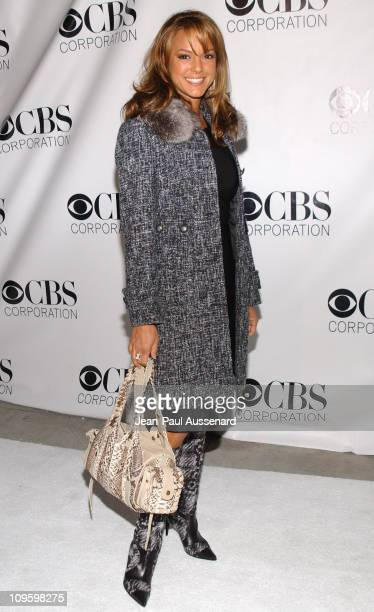Eva La Rue during CBS/Paramount/UPN/Showtime/King World 2006 TCA Winter Press Tour Party Arrivals at The Wind Tunnel in Pasadena California United...