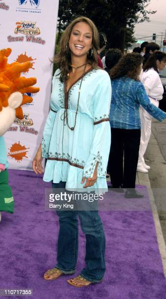 """Eva La Rue during Fairypalooza Premiere of """"Rugrats Tales From the Crib Snow White"""" - Arrivals at Nickelodeon Animation Studios in Burbank, CA.,..."""