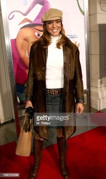 Eva La Rue during 'Happily N'Ever After' Los Angeles Premiere at The Mann Festival Theater in Westwood California United States