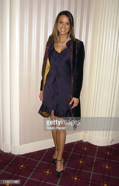 Eva La Rue during The 60th Anniversary Ball of the Year Gala for The Boys Towns of Italy at The Waldorf Astoria Hotel in New York City New York...