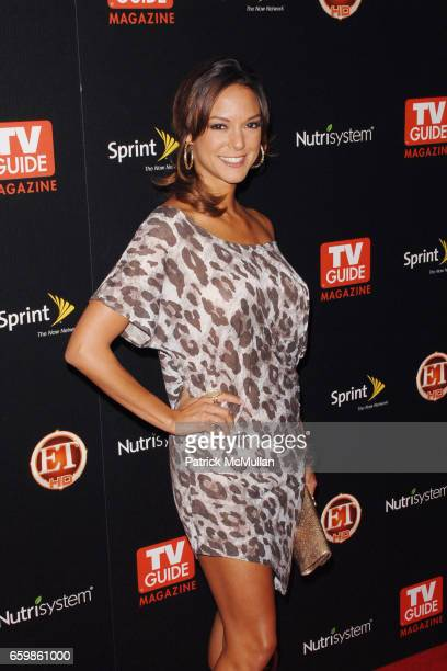 Eva LaRue attends TV GUIDE MAGAZINE HOT LIST PARTY at SLS Hotel on November 10 2009 in Beverly Hills California