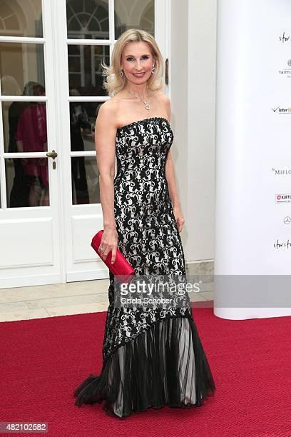 Eva Lind during the 'Die Goldene Deutschland' Gala on July 26 2015 at Cuvillies Theater in Munich Germany