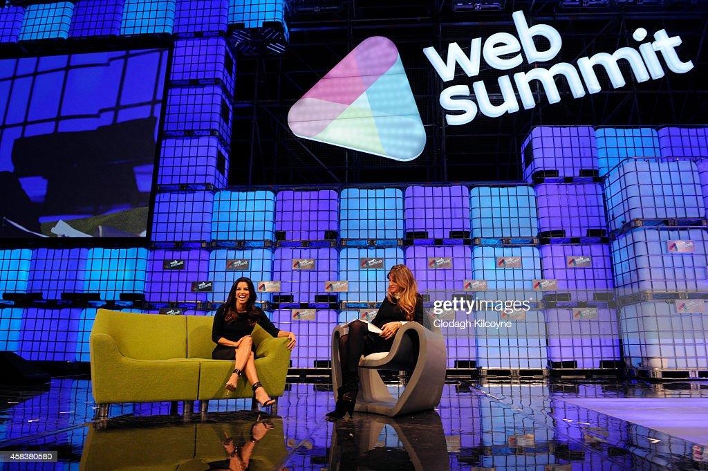 Web Summit 2014 : News Photo