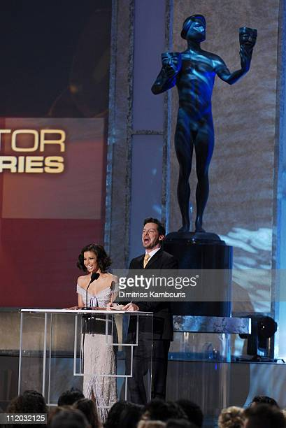 Eva Longoria and Sean Hayes presenters of Outstanding Performance by a Female Actor in a Drama Series 10612_dk0280jpg
