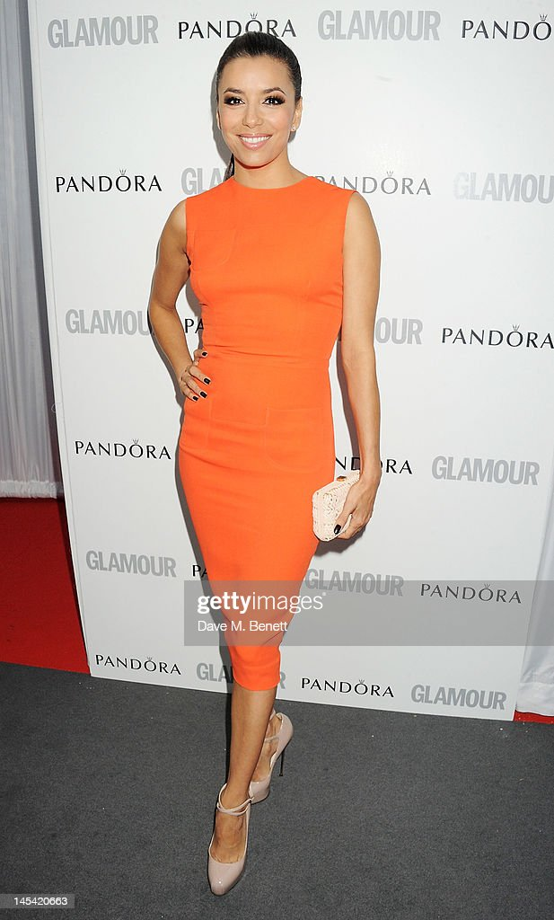 Glamour Women of the Year Awards In Association With Pandora - Inside Arrivals : News Photo