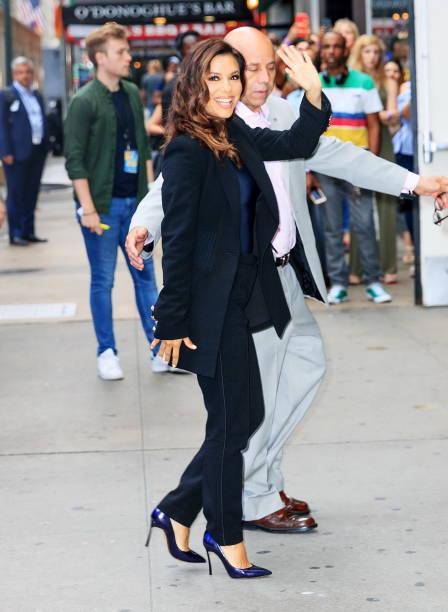 NY: Celebrity Sightings In New York City - June 17, 2019